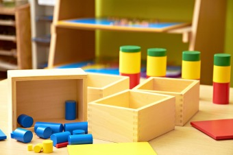 Montessori School Learning Toys