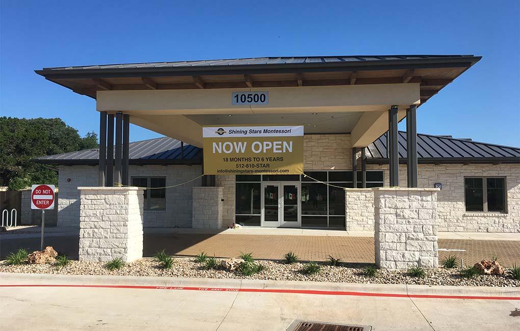 Shining Stars Montessori School Now Open