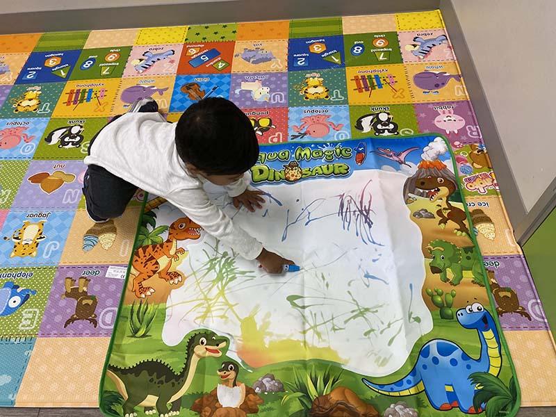 Daily Activities at Shining Stars Montessori School